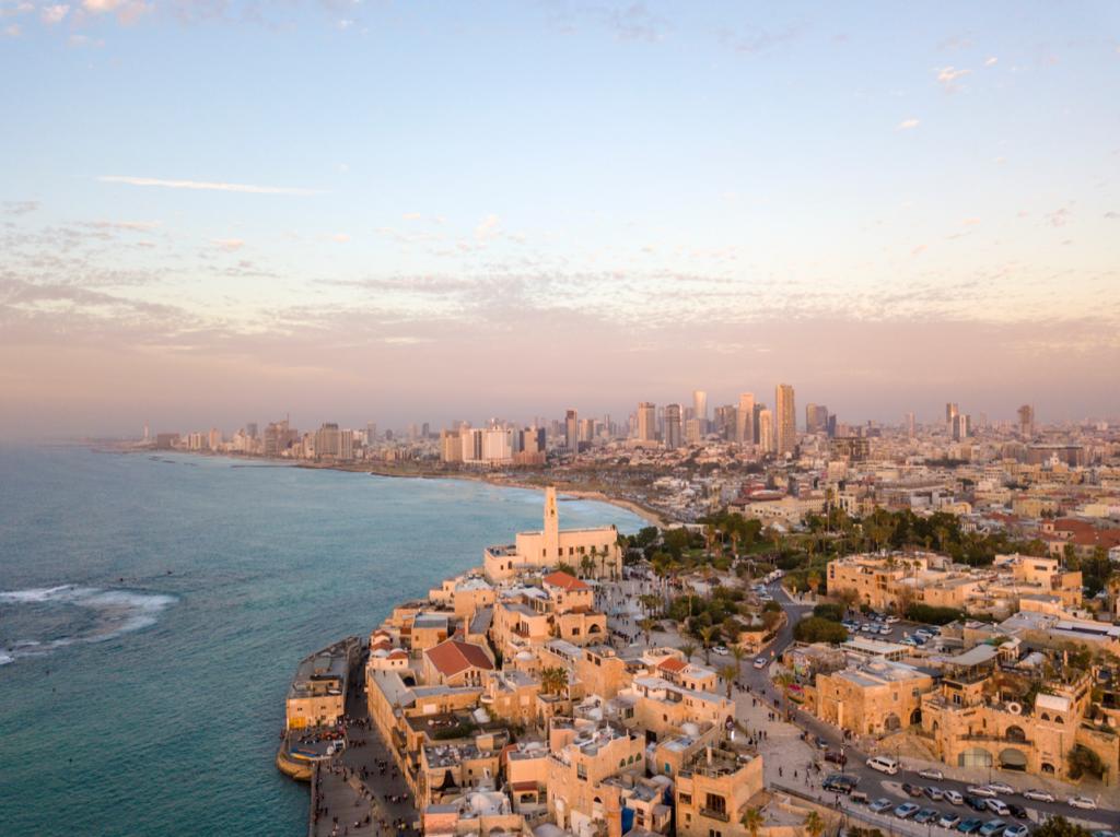 Citytrip Tel Aviv – Najaar 2021
