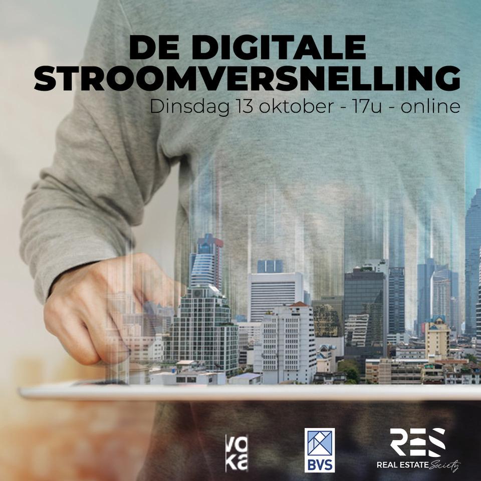 Antwerp Real Estate 2020 – De digitale stroomversnelling