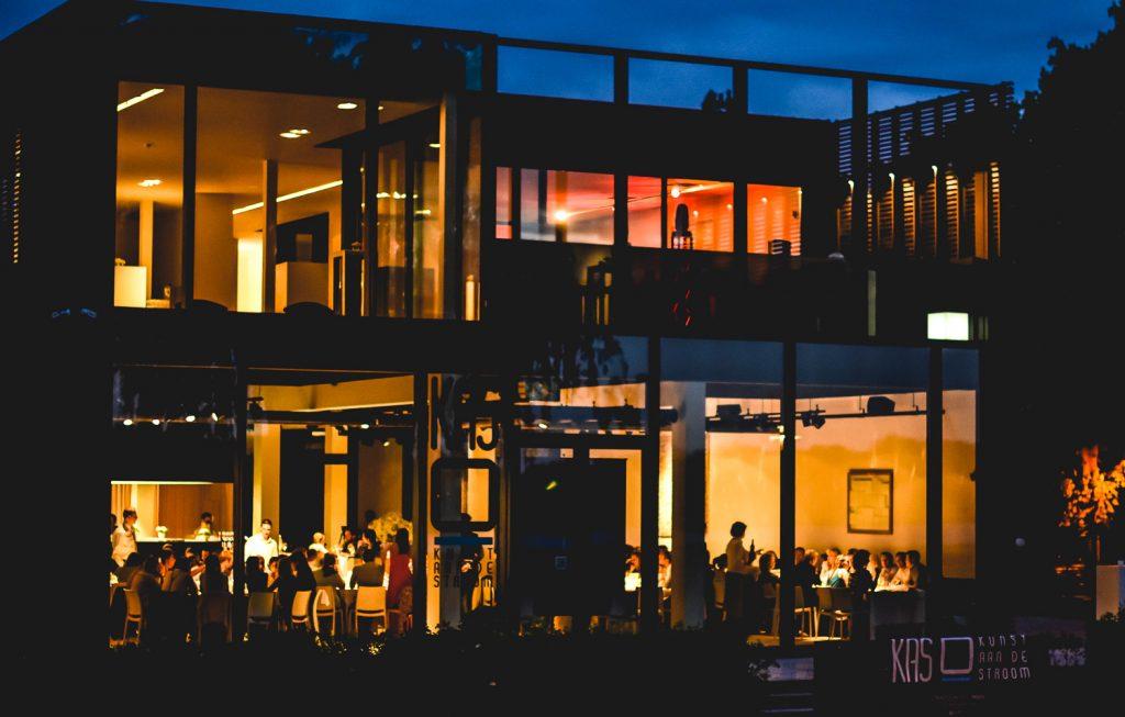 RES-café Kunst aan de Stroom (KAS)